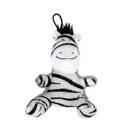 Zeus Mojo Brights Sitting Pals - Zebra & Giraffe - Assorted - 14 cm (5.5 in)