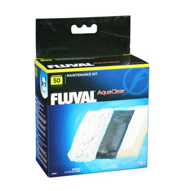 Fluval Fuval/Aquaclear 50 Filter Media Maintenance Kit