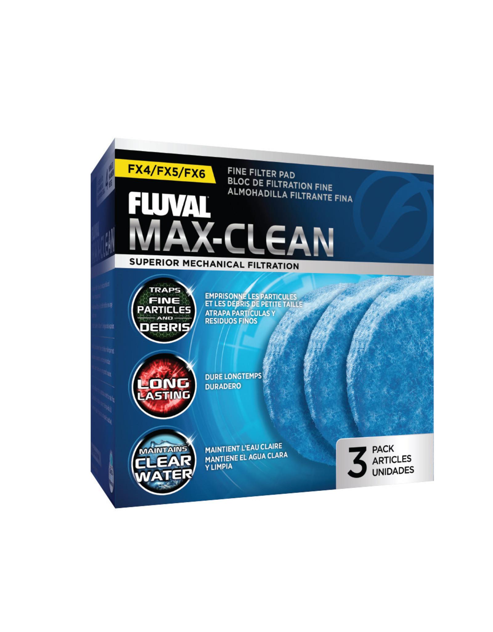 Fluval Fluval FX4/FX5/FX6 Max-Clean - 3 pack
