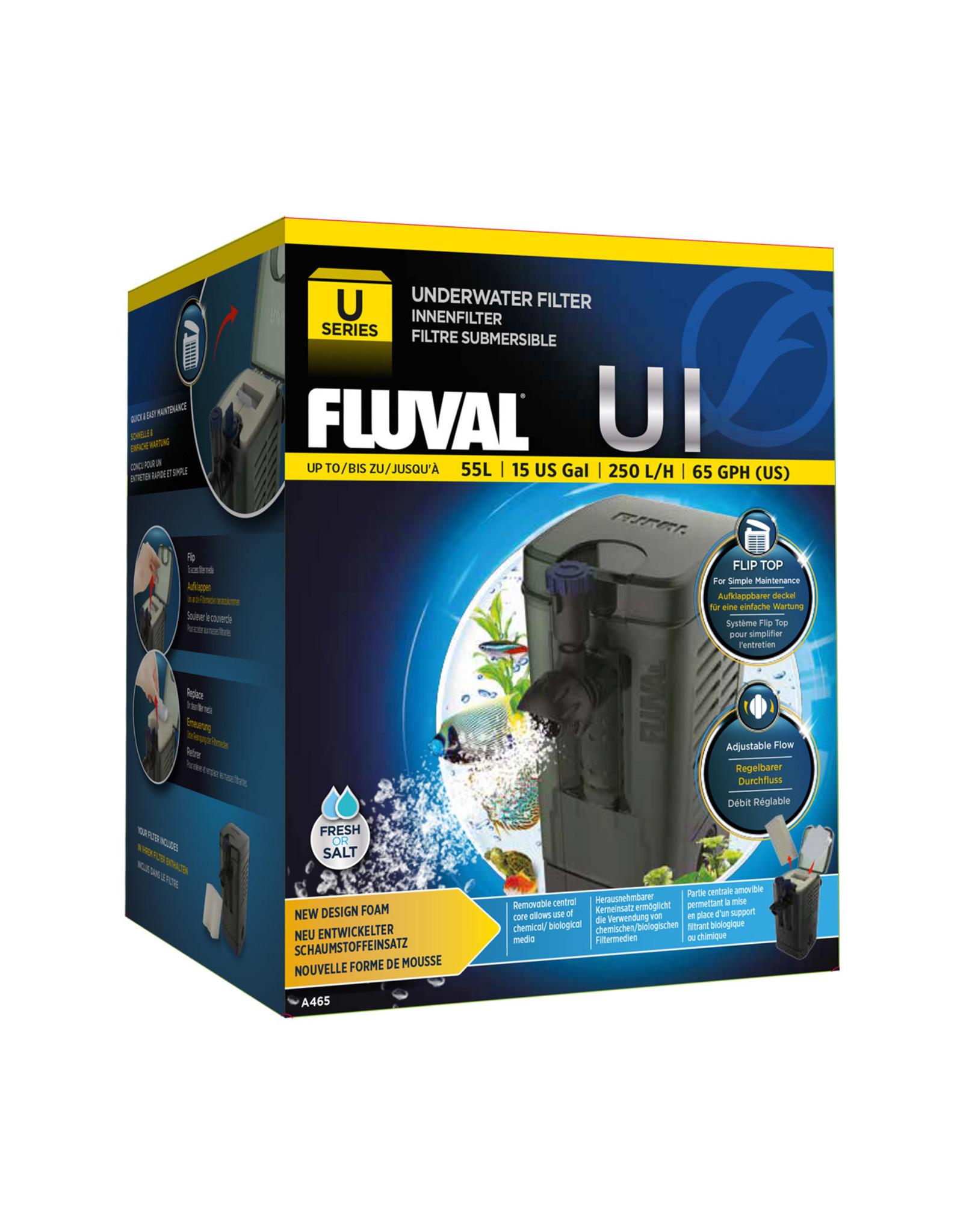 Fluval Fluval U1 Underwater Filter - 55 L (15 US gal)