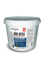 Nutrafin Bug Bites Tropical Formula Medium to Large Fish - 1.4-2.0mm granules 1.7 kg (3.7lbs)