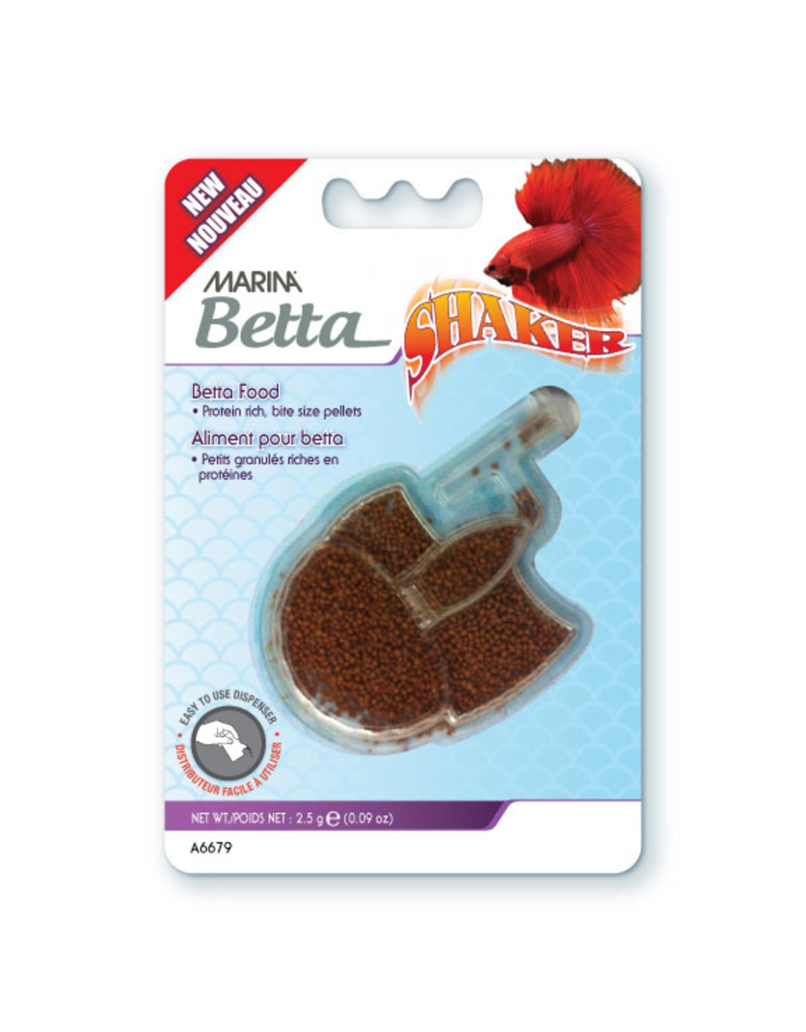 Marina Marina Betta Shaker Pellets - 2.5 g (0.09 oz)