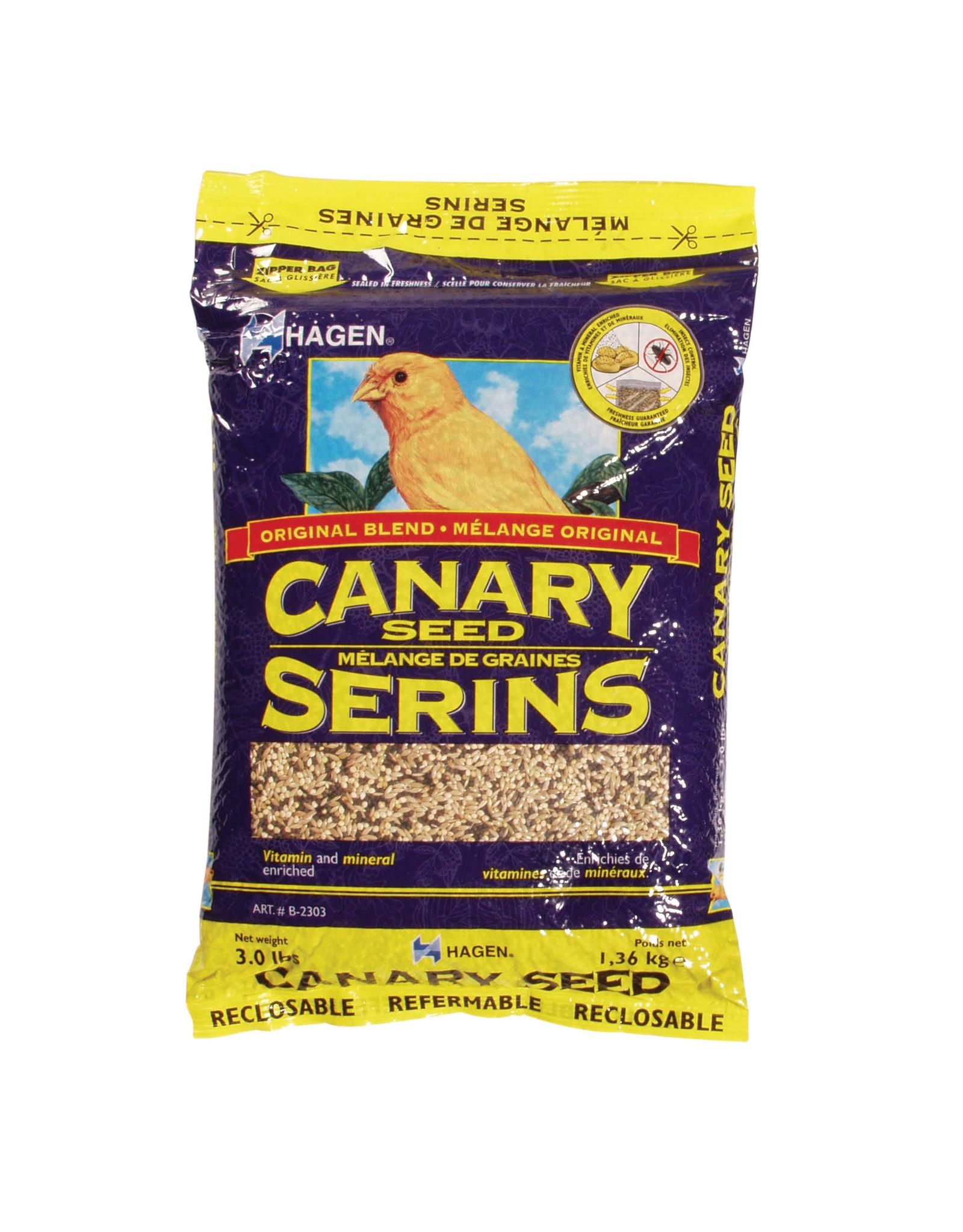 Hagen Hagen Canary Staple VME Seed - 1.36 kg (3 lb)