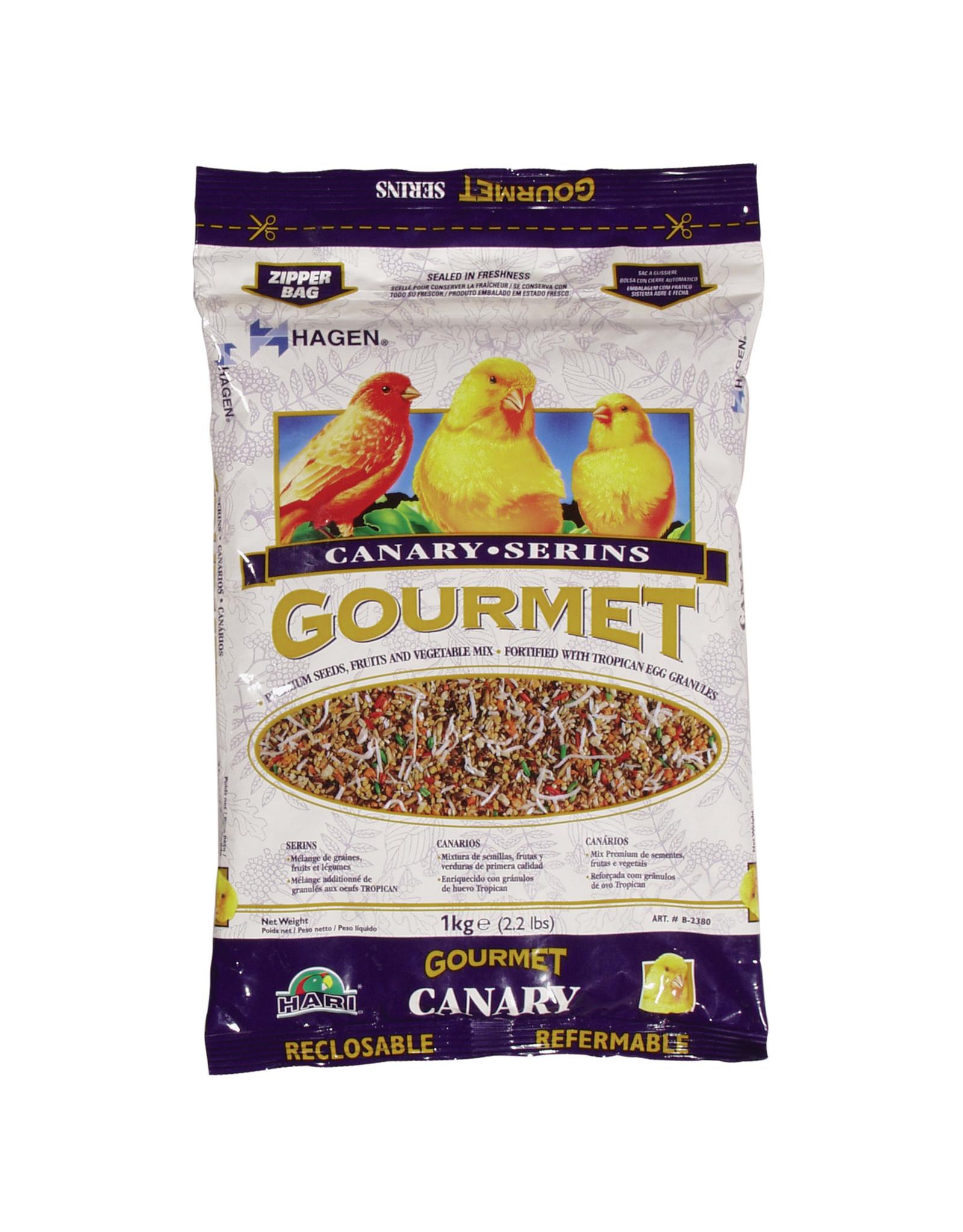 Hagen Hagen Canary Gourmet Mix - 1 kg (2.2 lb)