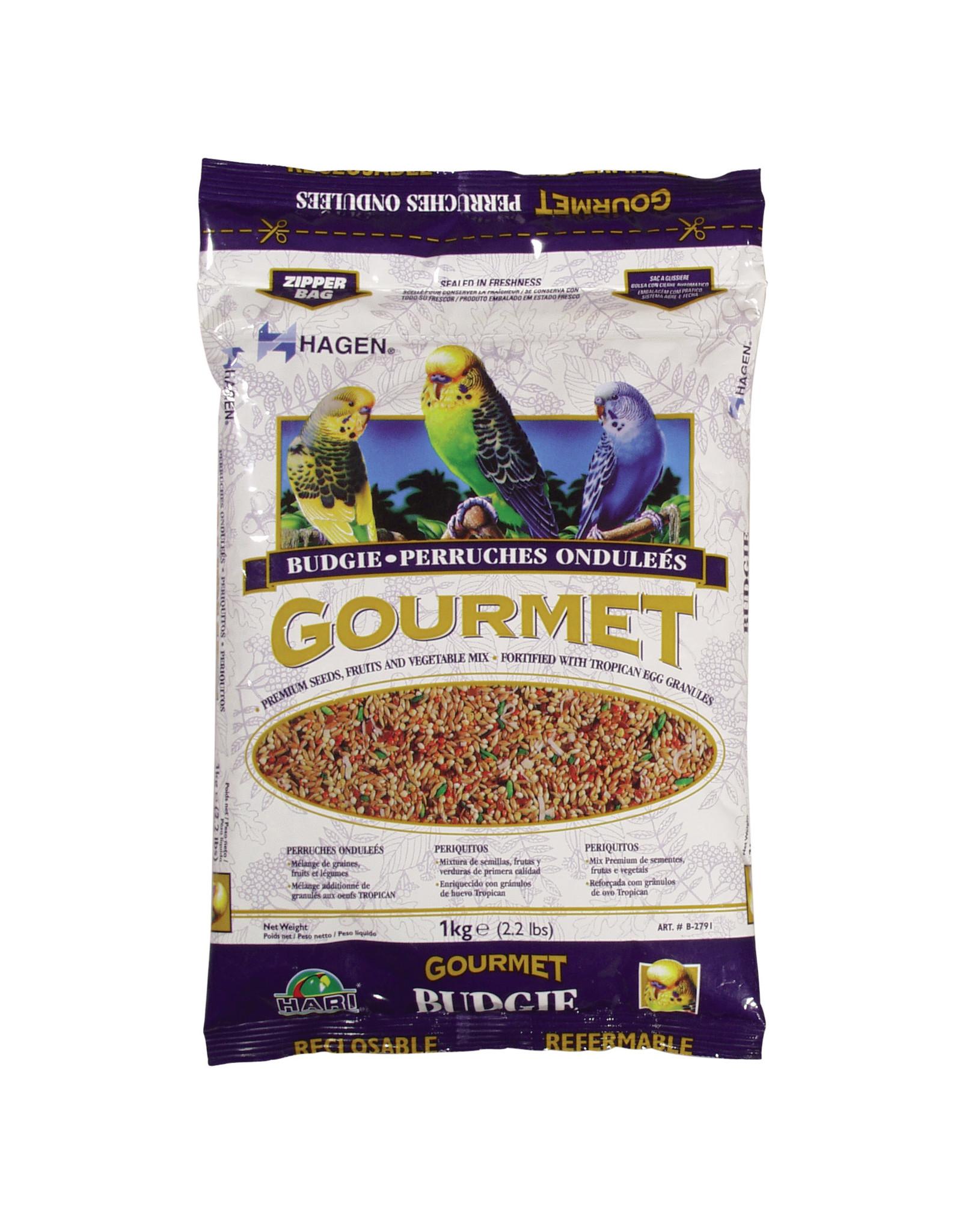 Hagen Hagen Gourmet Seed Mix for Budgies - 1 kg (2.2 lbs)