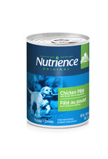 Nutrience Nutrience Original Puppy - Chicken Pate with Brown Rice & Vegetables - 369g