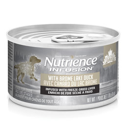 Nutrience Nutrience Infusion Pate Brome Lake Duck - 170g