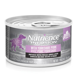 Nutrience Nutrience Infusion Pate Yorkshire Pork - 170g