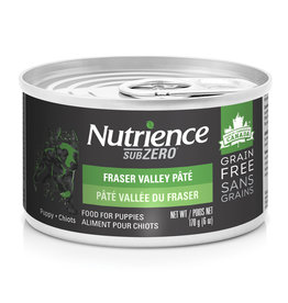 Nutrience Nutrience SubZero Pate Puppy Fraser Valley - 170g
