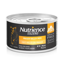 Nutrience Nutrience SubZero Pate Fraser Valley - 170g
