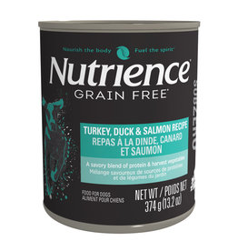 Nutrience Nutrience SubZero Turkey, Duck & Salmon - 374g
