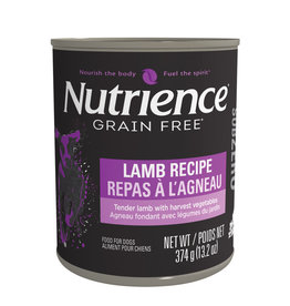 Nutrience Nutrience Subzero Lamb Recipe - 374g