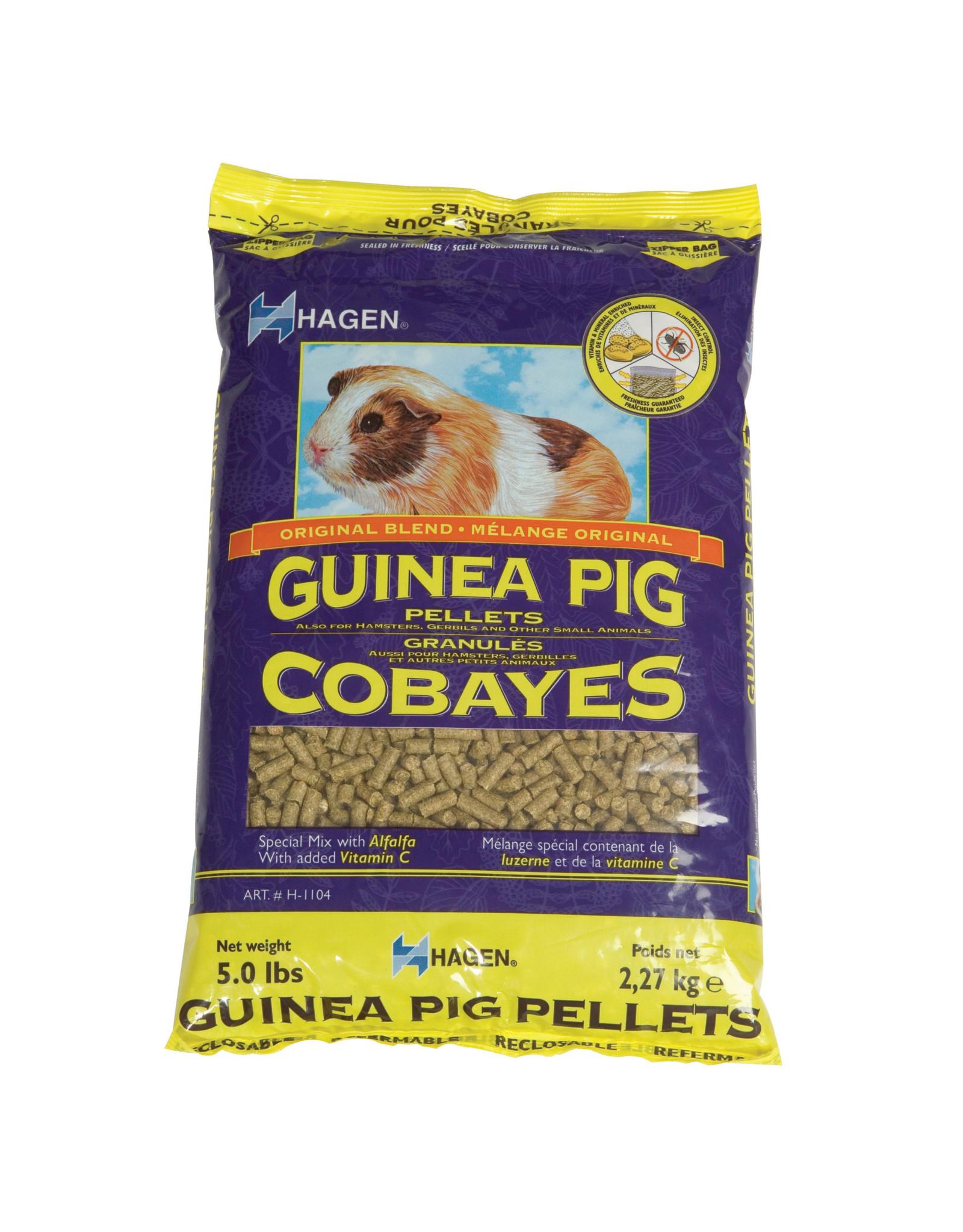 Hagen Hagen Guinea Pig Pellet Food - 2.26 kg (5 lb)