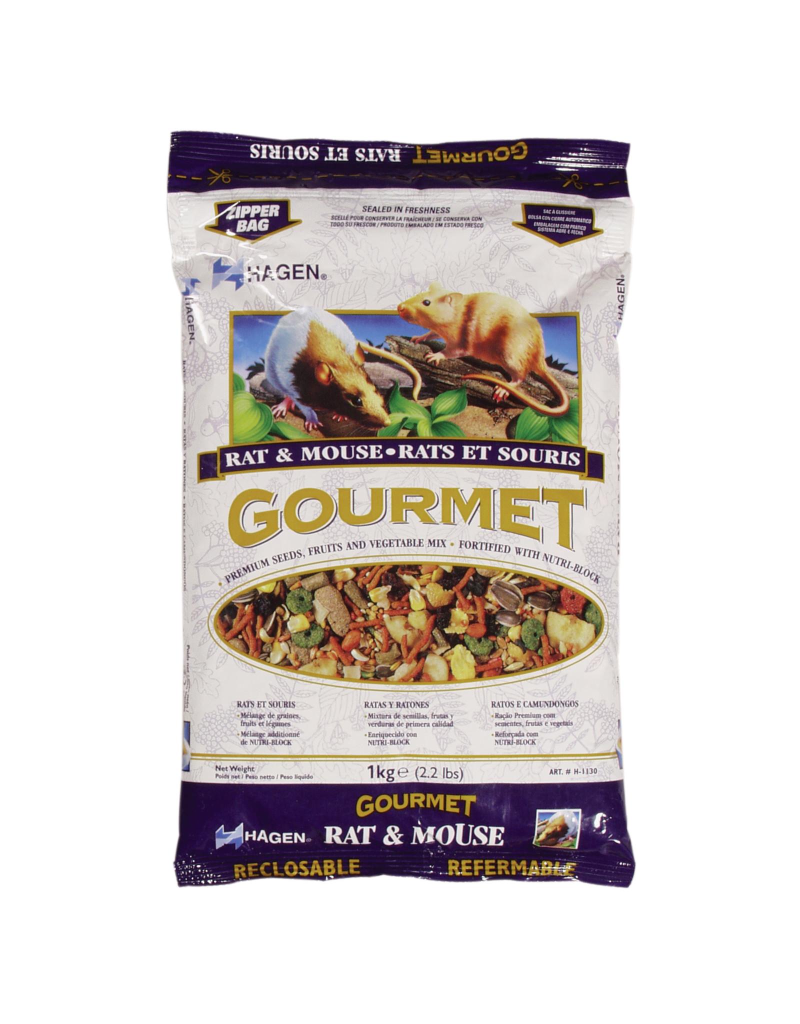 Hagen Hagen Rat and Mouse Gourmet Mix - 1 kg (2.2 lb)