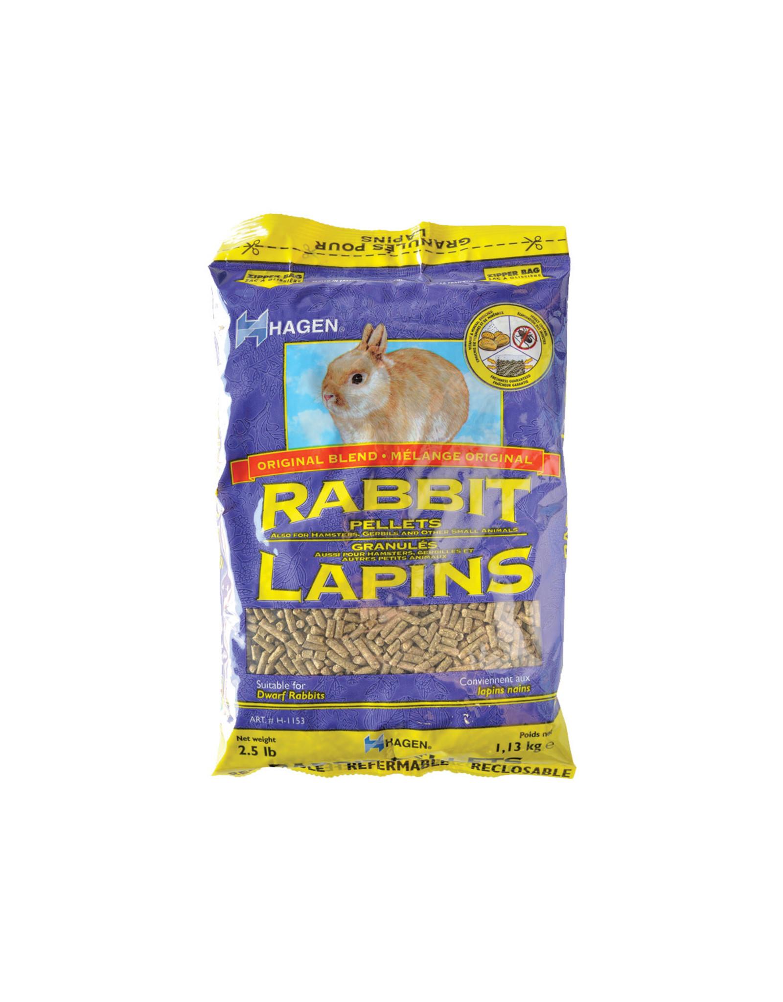 Hagen Hagen Rabbit Pellets - 1.13 kg (2.5 lbs)