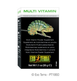 Exo Terra Multi Vitamin Powder Supplement 30g