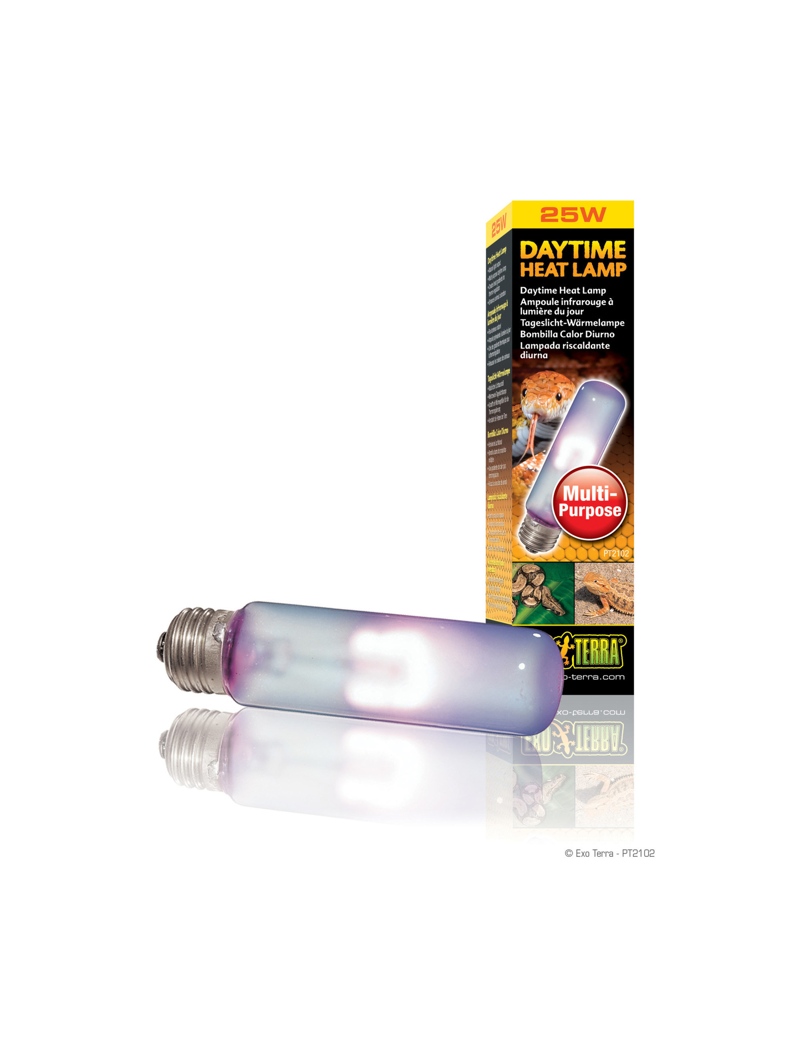 Exo Terra Daytime Heat Lamp T10/25W