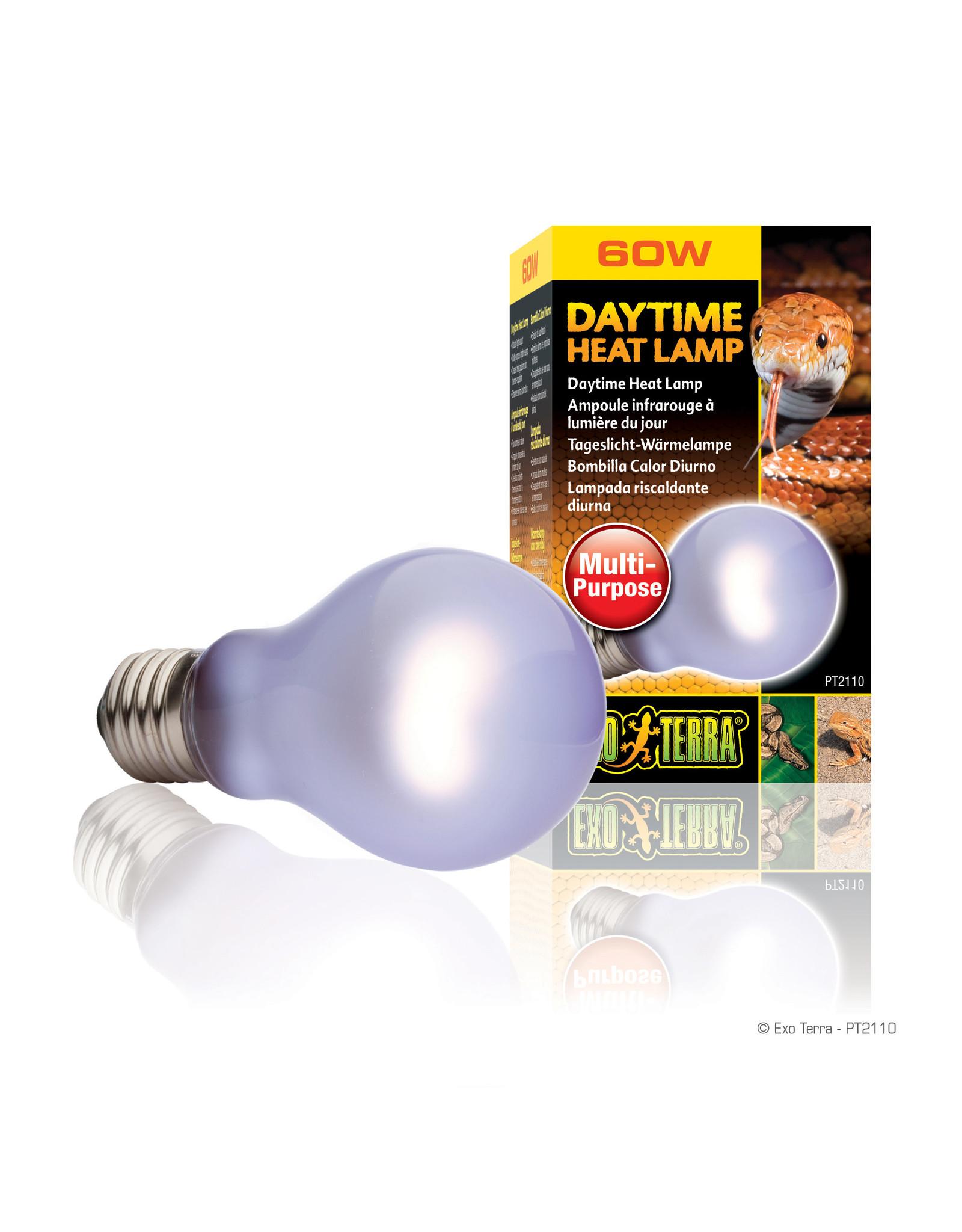 Exo Terra Daytime Heat Lamp A19/60W