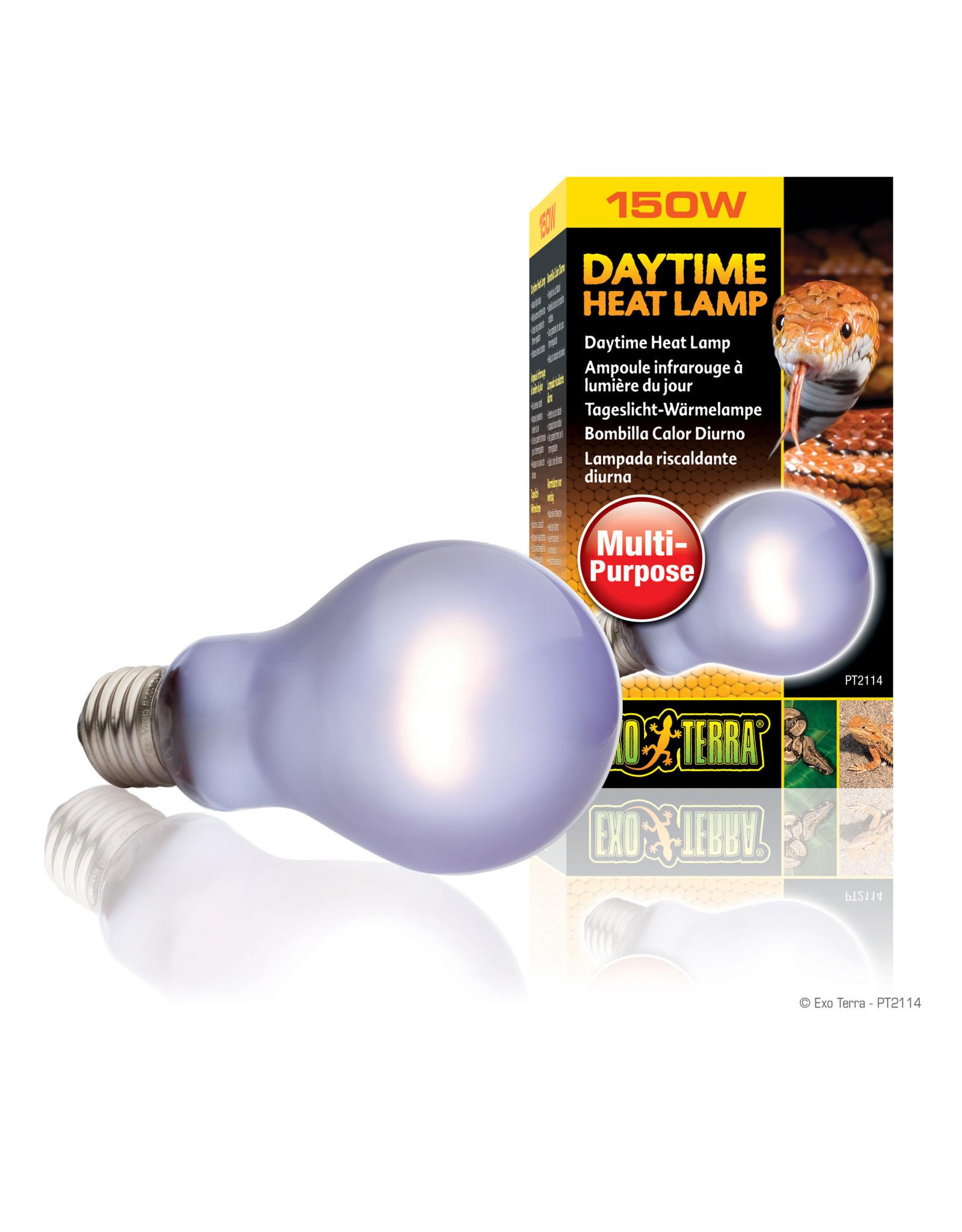 Exo Terra Daytime Heat Lamp A21/150W