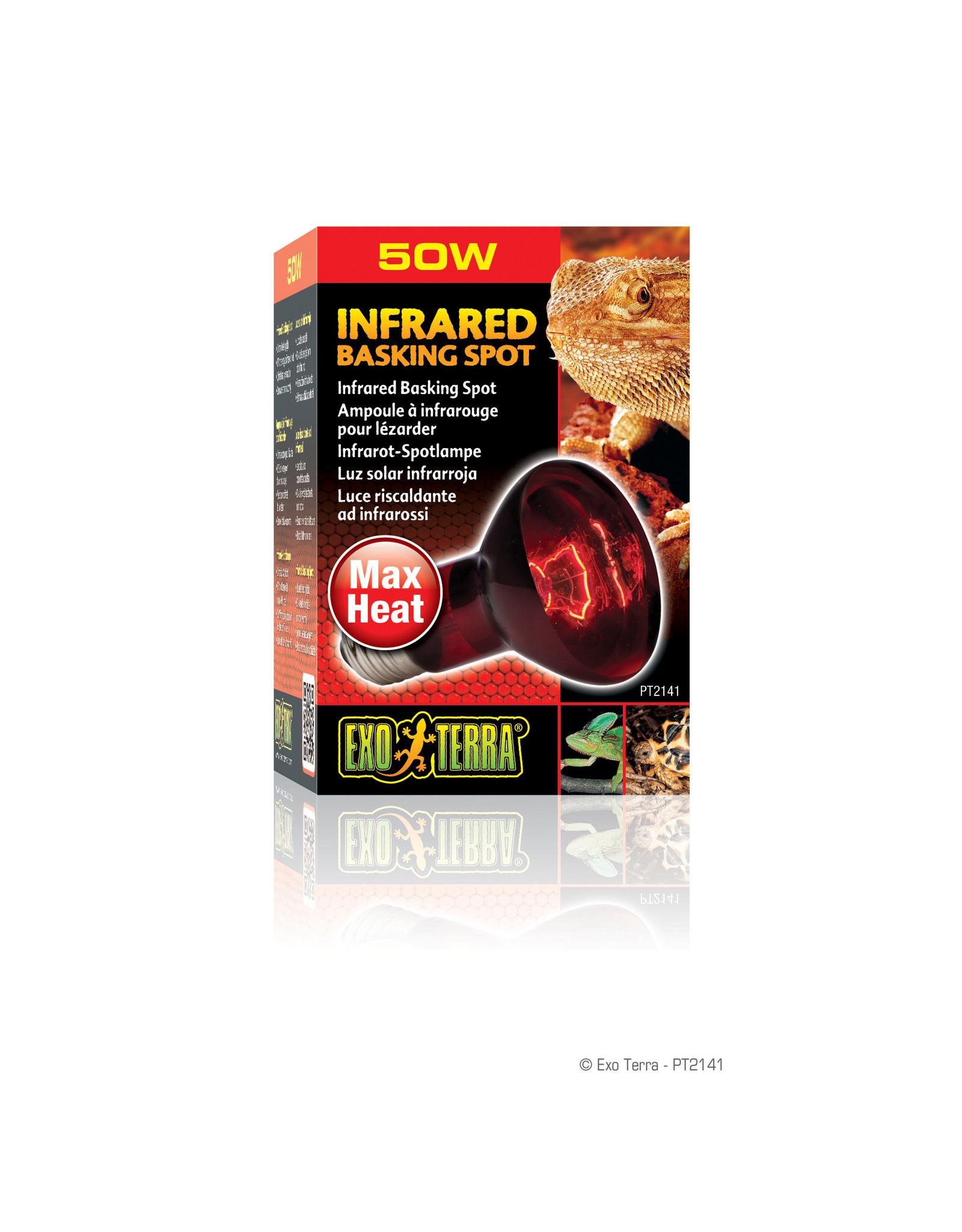Exo Terra Infrared Basking Spot R20/50W