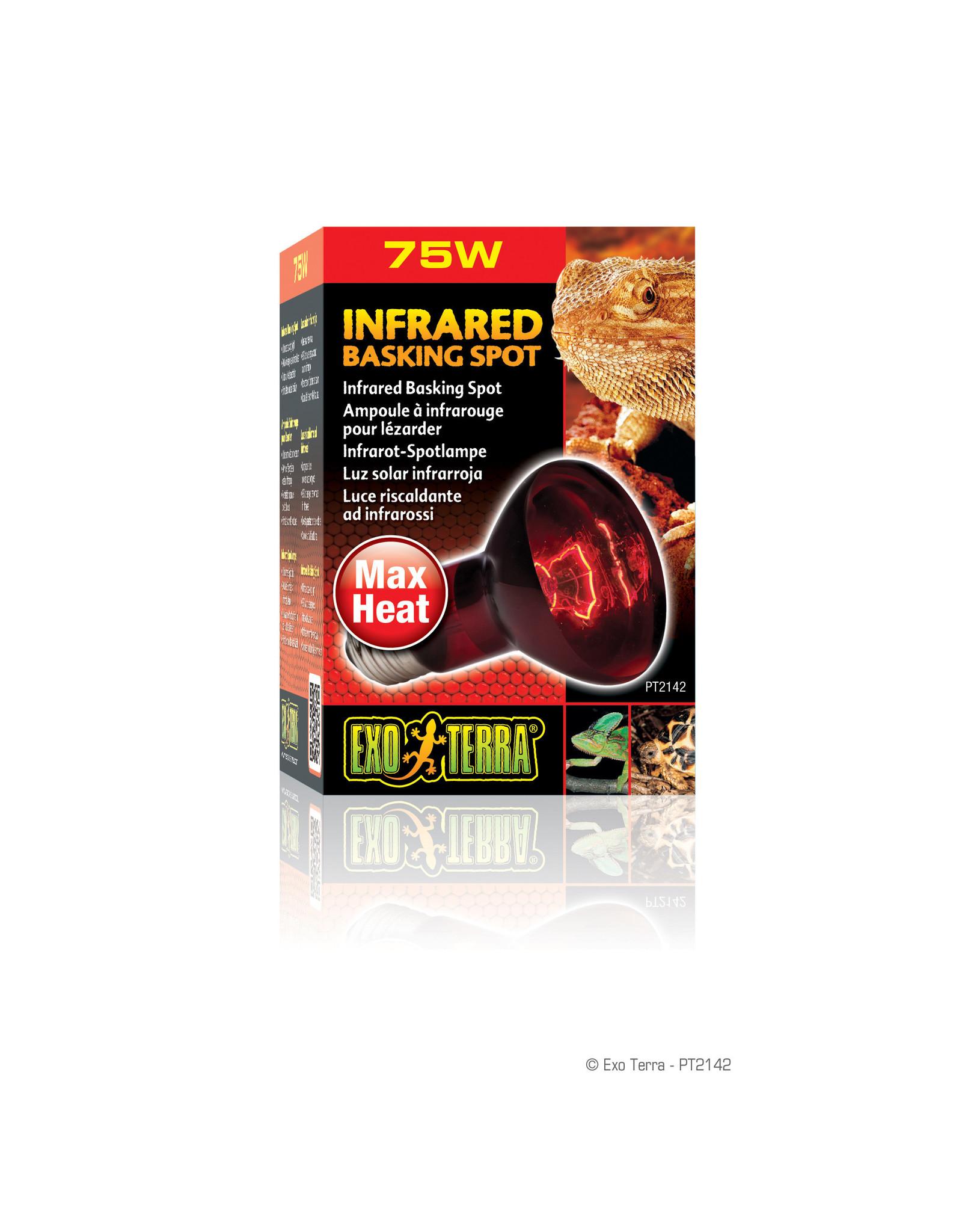 Exo Terra Infrared Basking Spot R20/75W
