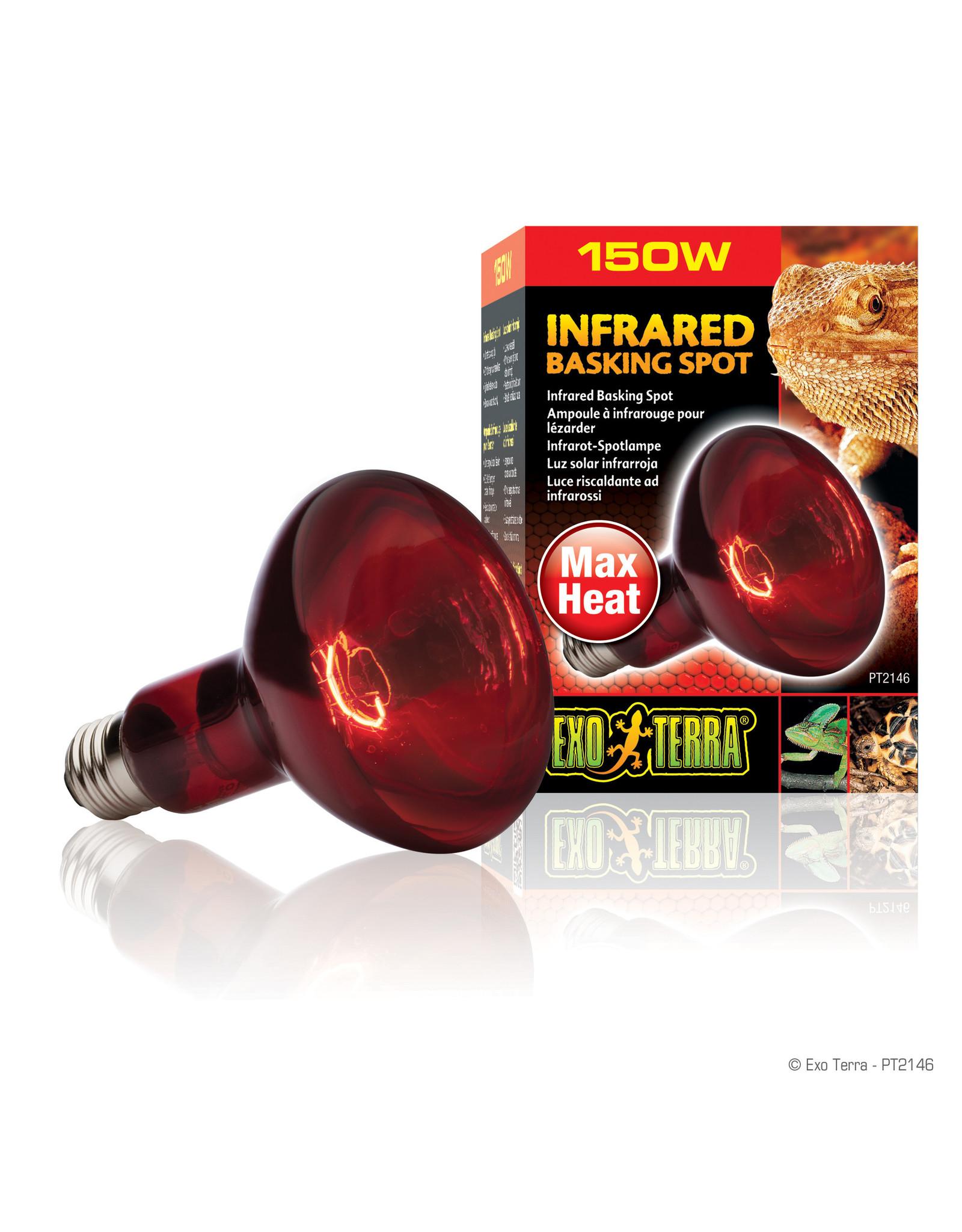 Exo Terra Infrared Basking Spot R30/150W