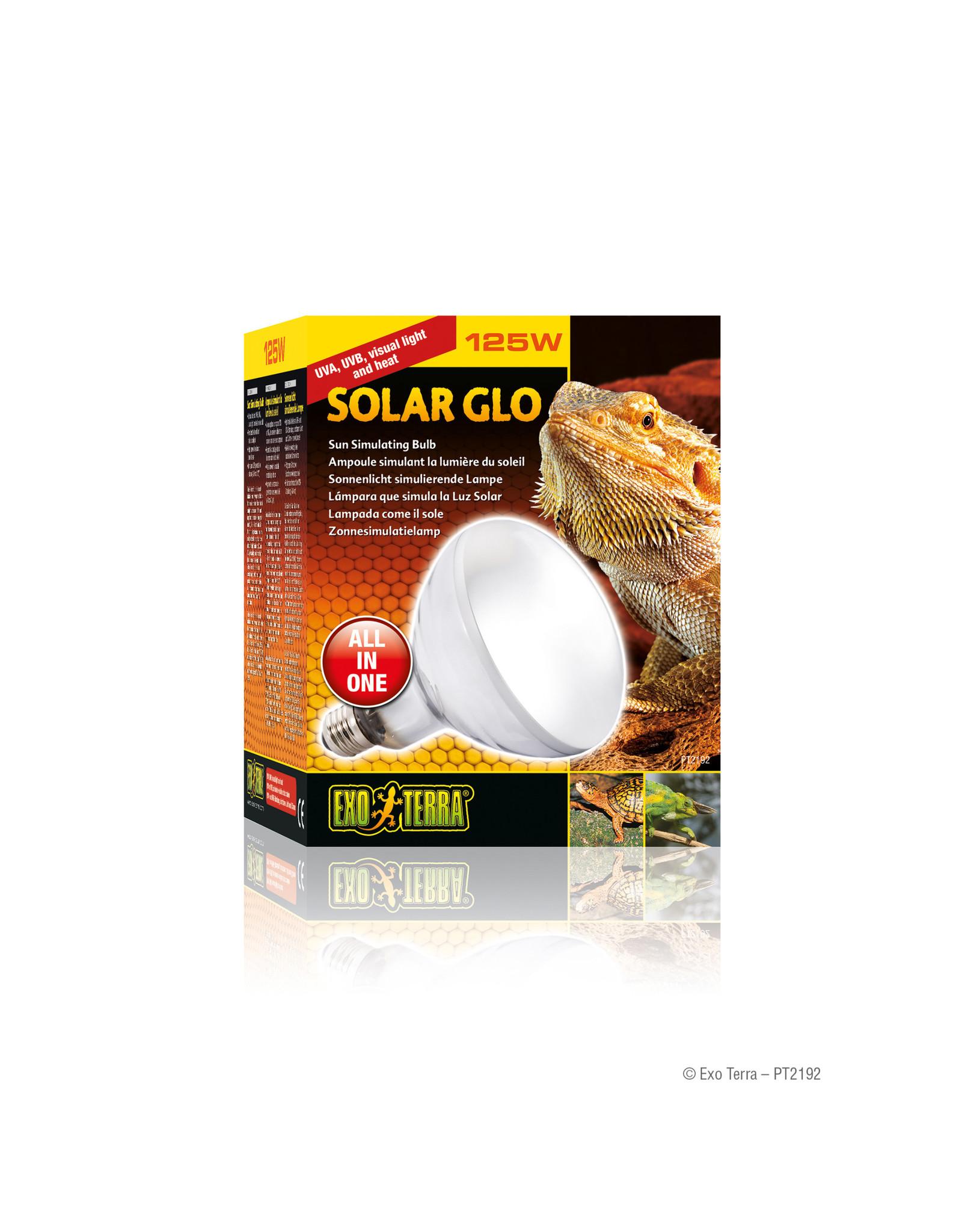 Exo Terra Solar Glo - 125W
