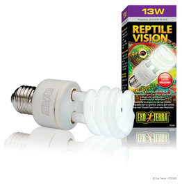 Exo Terra Reptile Vision Reptile Visual Spectrum Bulb - 13 W