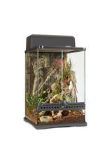 """Exo Terra Aztec Glass Terrarium Mini Tall 30x30x45cm (12x12x18"""")"""