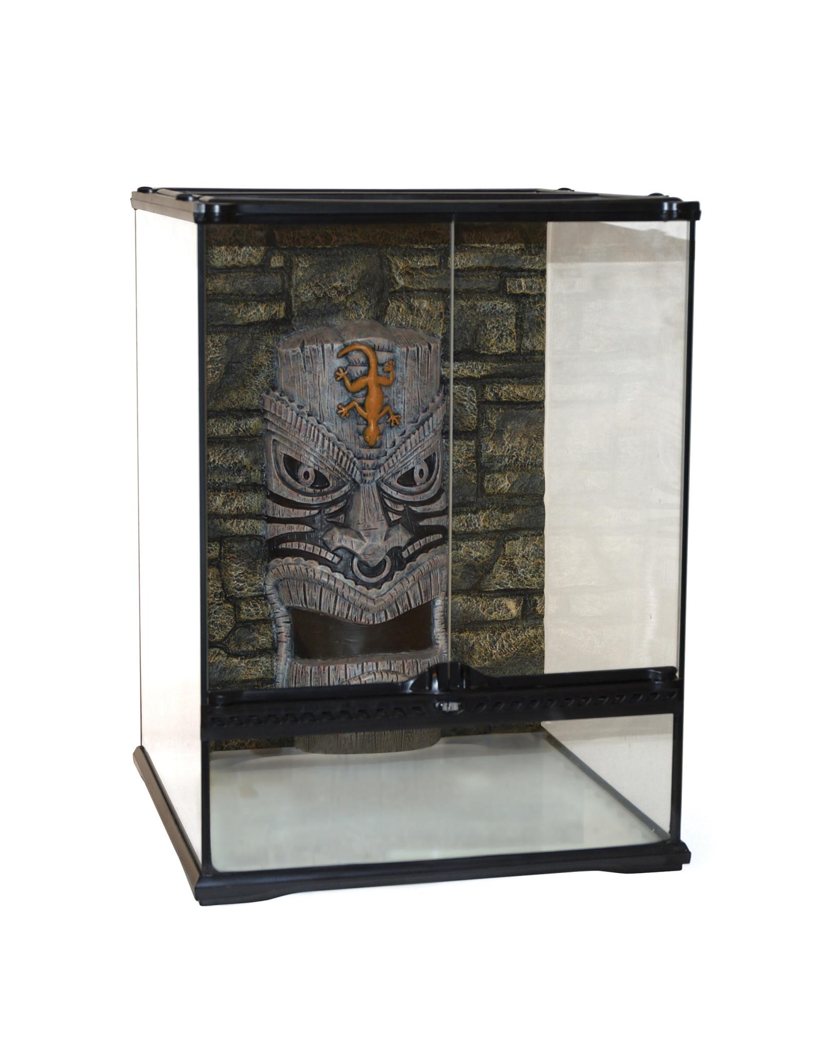 Exo Terra Tiki Small Tall Terrarium - 45 x 45 x 60 cm (18 x 18 x 24 in)