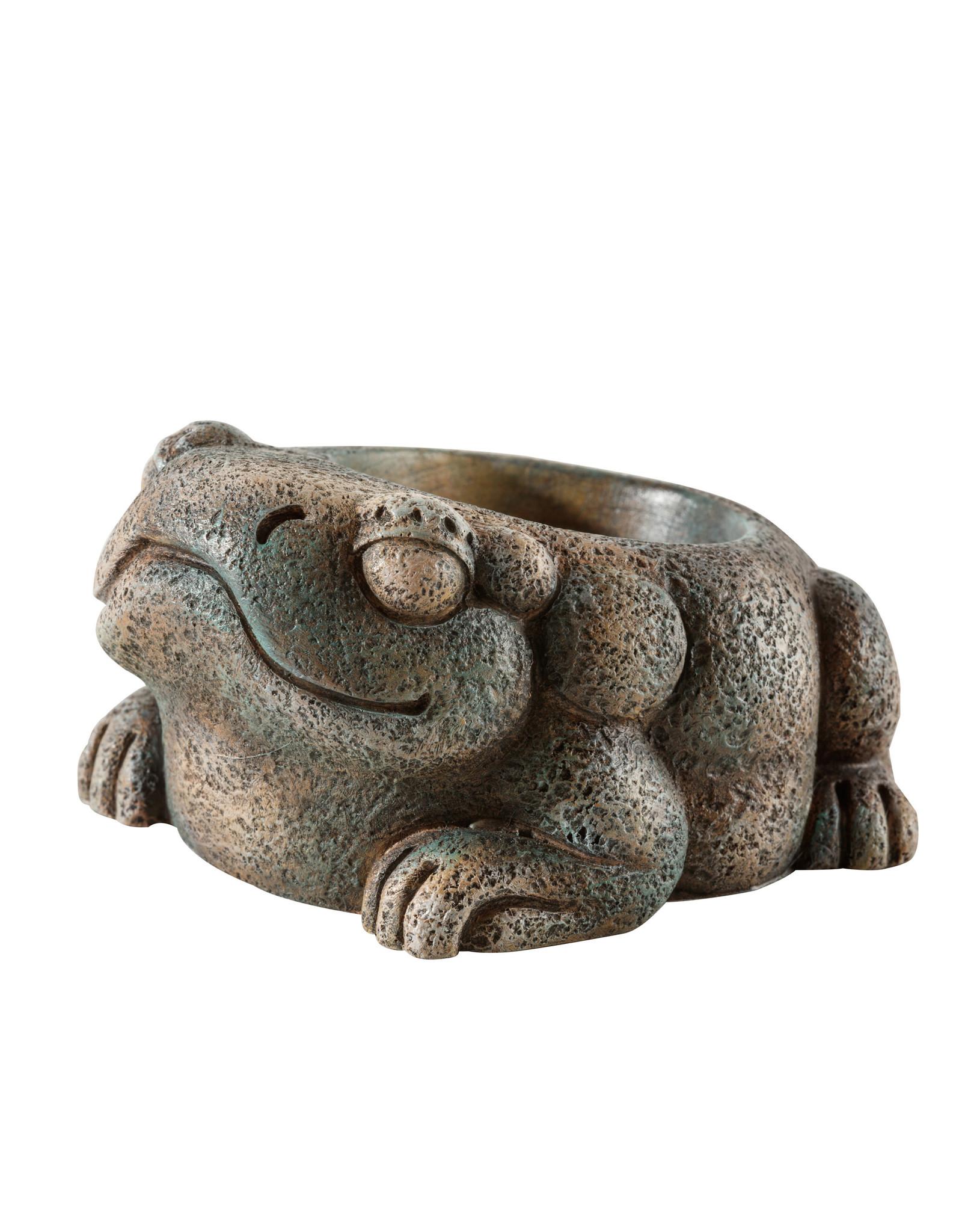 Exo Terra Aztec Frog Water Dish
