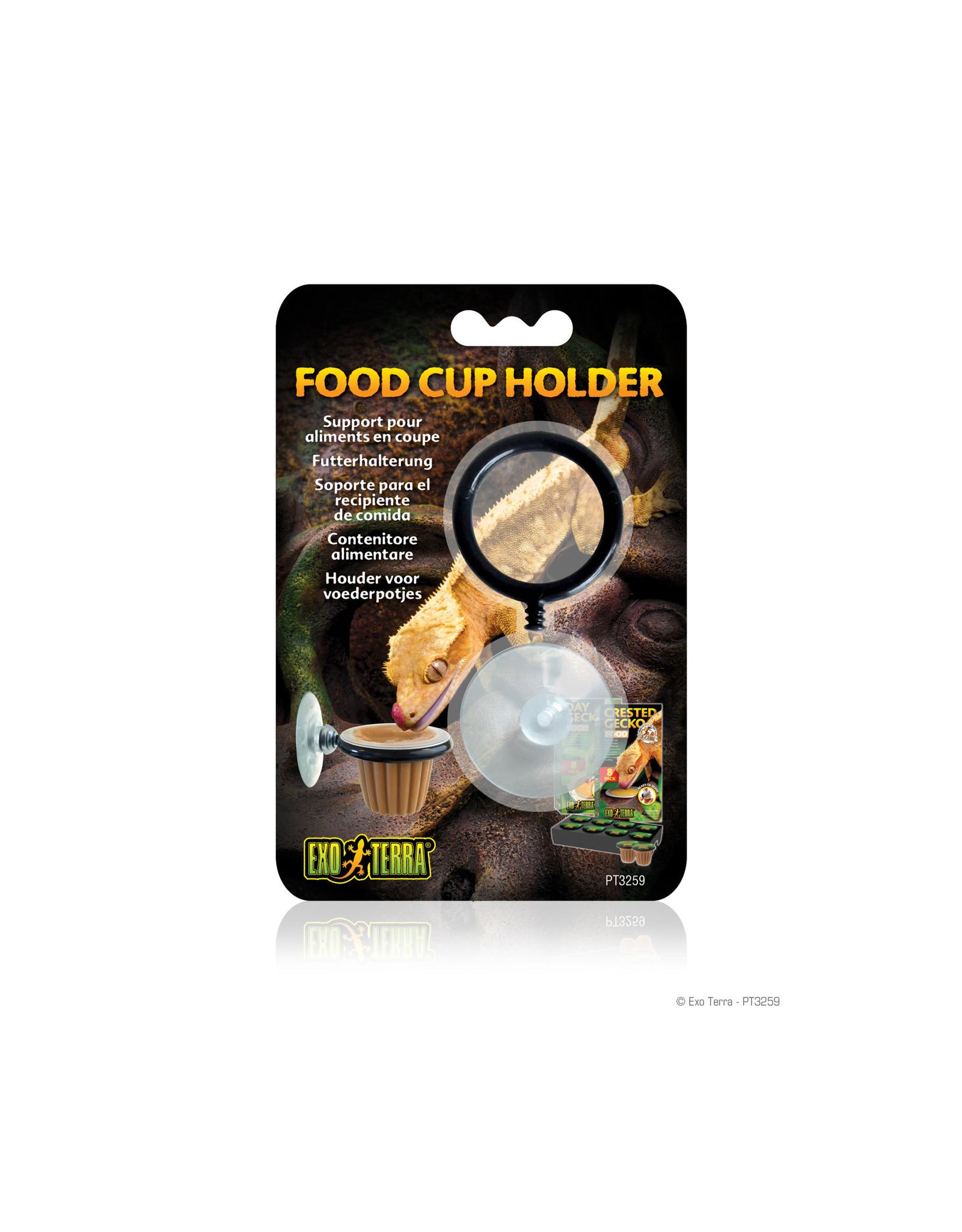 Exo Terra Food Cup Holder