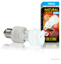 Exo Terra Natural Light Ion - 15 W