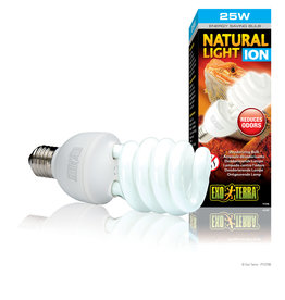 Natural Light Ion/ Deodorizing Bulb - 25W