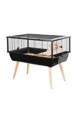 Zolux Neo Nigha Cage 78x48x36cm Black