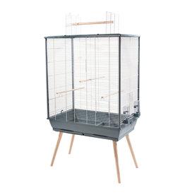 Zolux Neo JiliXL Cage 81x48x132cm Grey