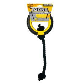 """Tonka Mega Tread Rope Tug, 6"""""""