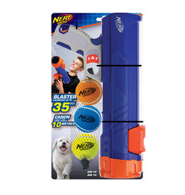 Nerf Tennis Ball Blaster, Small