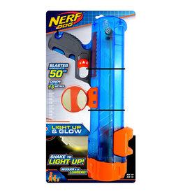 Nerf Tennis Ball Blaster, Translucent