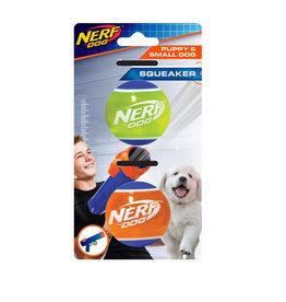 Puppy TPR Tennis Ball 2pk