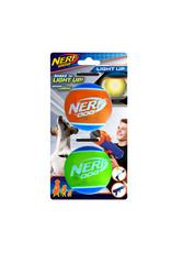 Nerf LED TPR Tennis Ball 2pk