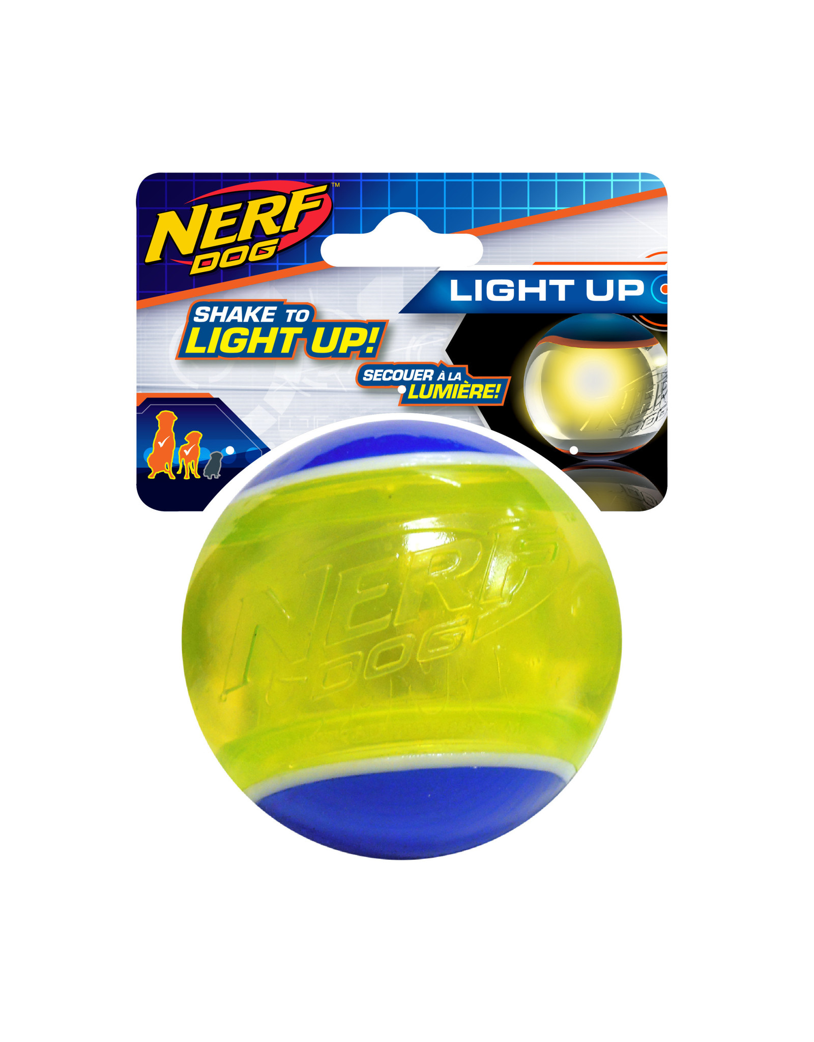 Nerf LED Blaze Tennis Ball