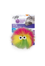 All for Paws Furry Ball Fluffer Pink