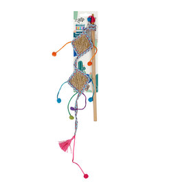 All for Paws Whisker Fiesta Wand Kite