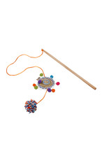All for Paws Whisker Fiesta Wand Sombrero