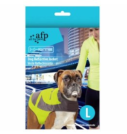 All for Paws K-Nite Dog Reflective Jacket Large
