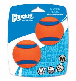 Chuckit! Ultra Balls 2-Pack Medium