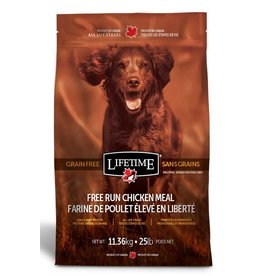 Lifetime Lifetime Free Run Chicken Grain Free 11.36kg