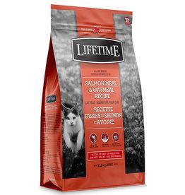 Lifetime Lifetime Salmon & Oatmeal Cat 2.27kg