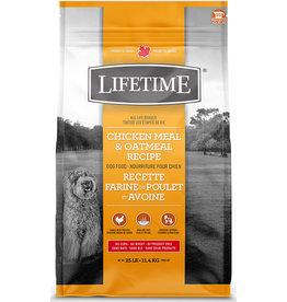 Lifetime Lifetime Chicken & Oatmeal 11.4kg